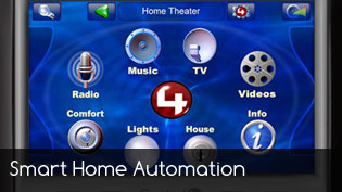 Television, Music, Security and Home Automation Systems from opticcontrol.com